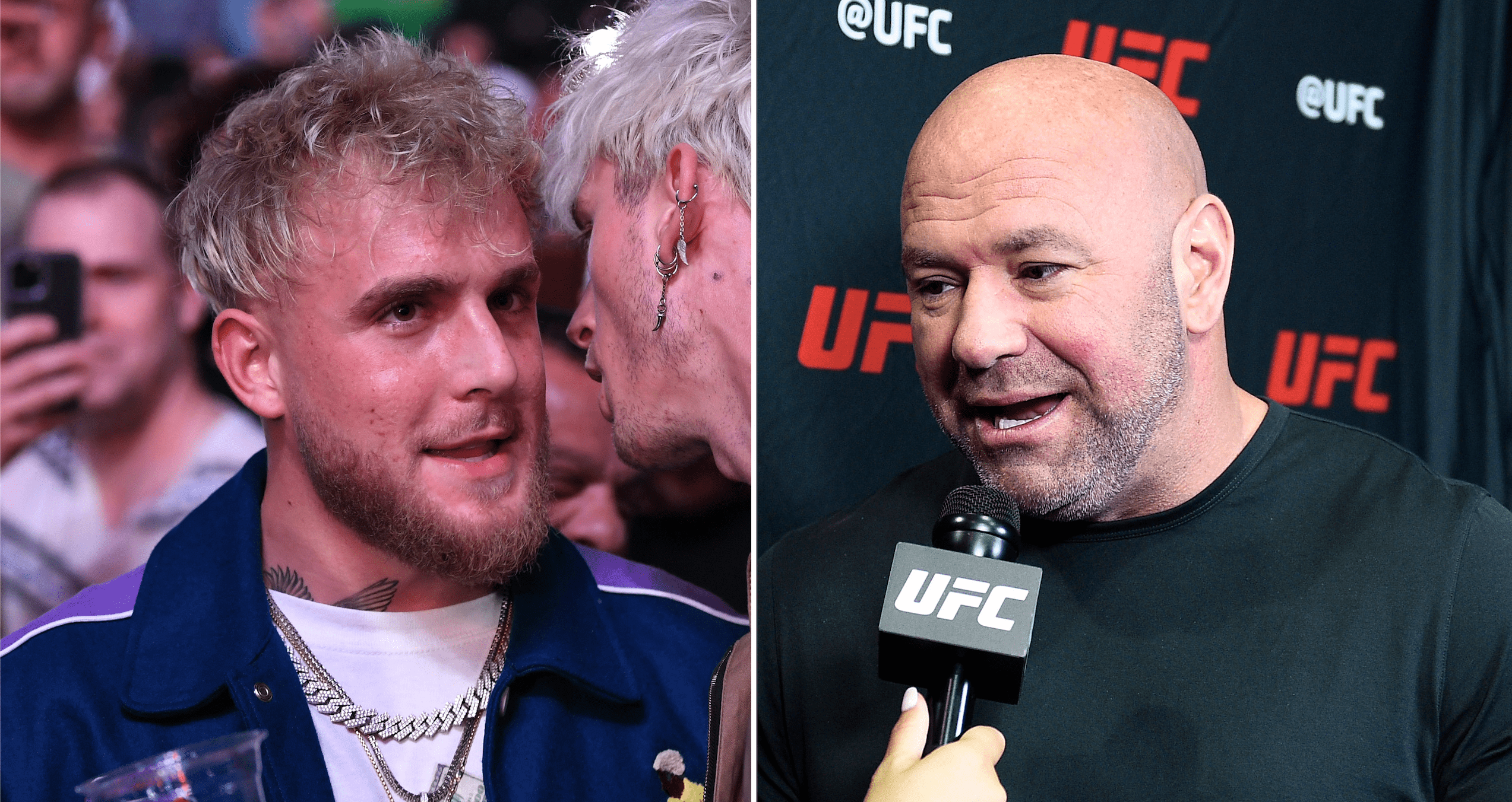 Jake Paul: Conversations Are Happening For Me To Fight Kamaru Usman