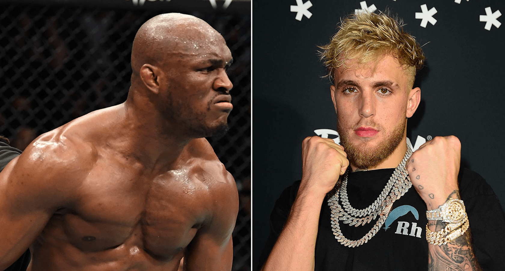 Kamaru Usman Wants At Least $100 Million To Fight Jake Paul