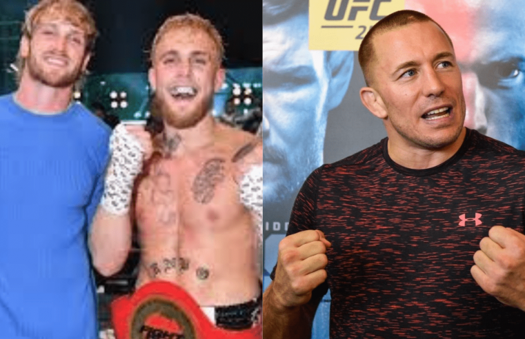 Georges St-Pierre Gives His Thoughts On The Paul Brothers