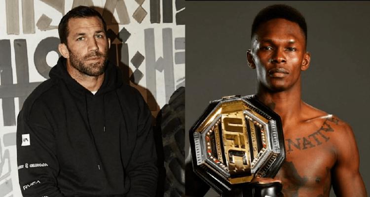 UFC, Luke Rockhold, Israel Adesanya