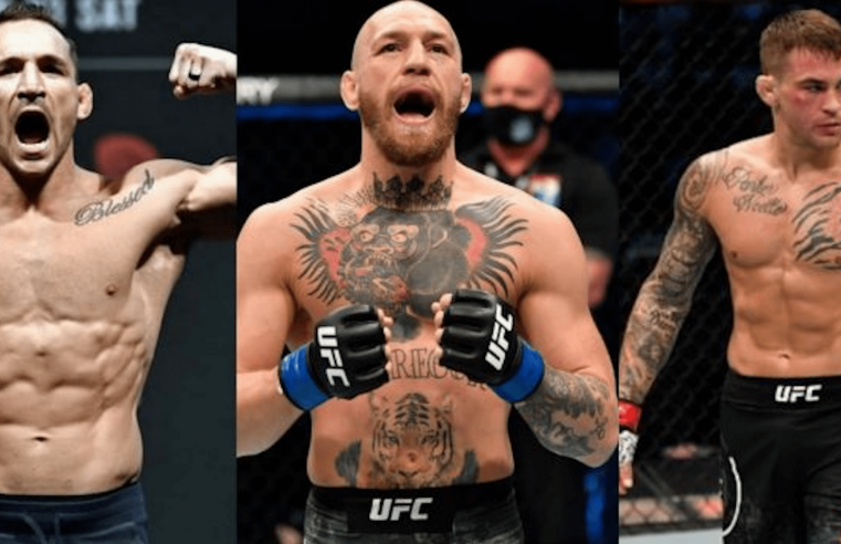 Poirier Or McGregor, Chandler Reveals Who He's Rooting For At UFC 264