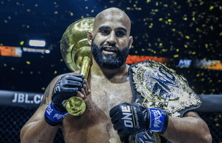 Arjan Bhullar Gives His Thoughts On Every ONE Heavyweight Contender