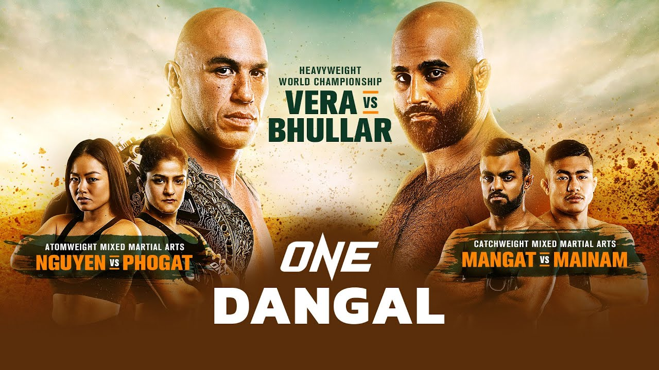 ONE: Dangal Results, Replay And Post Fight Videos