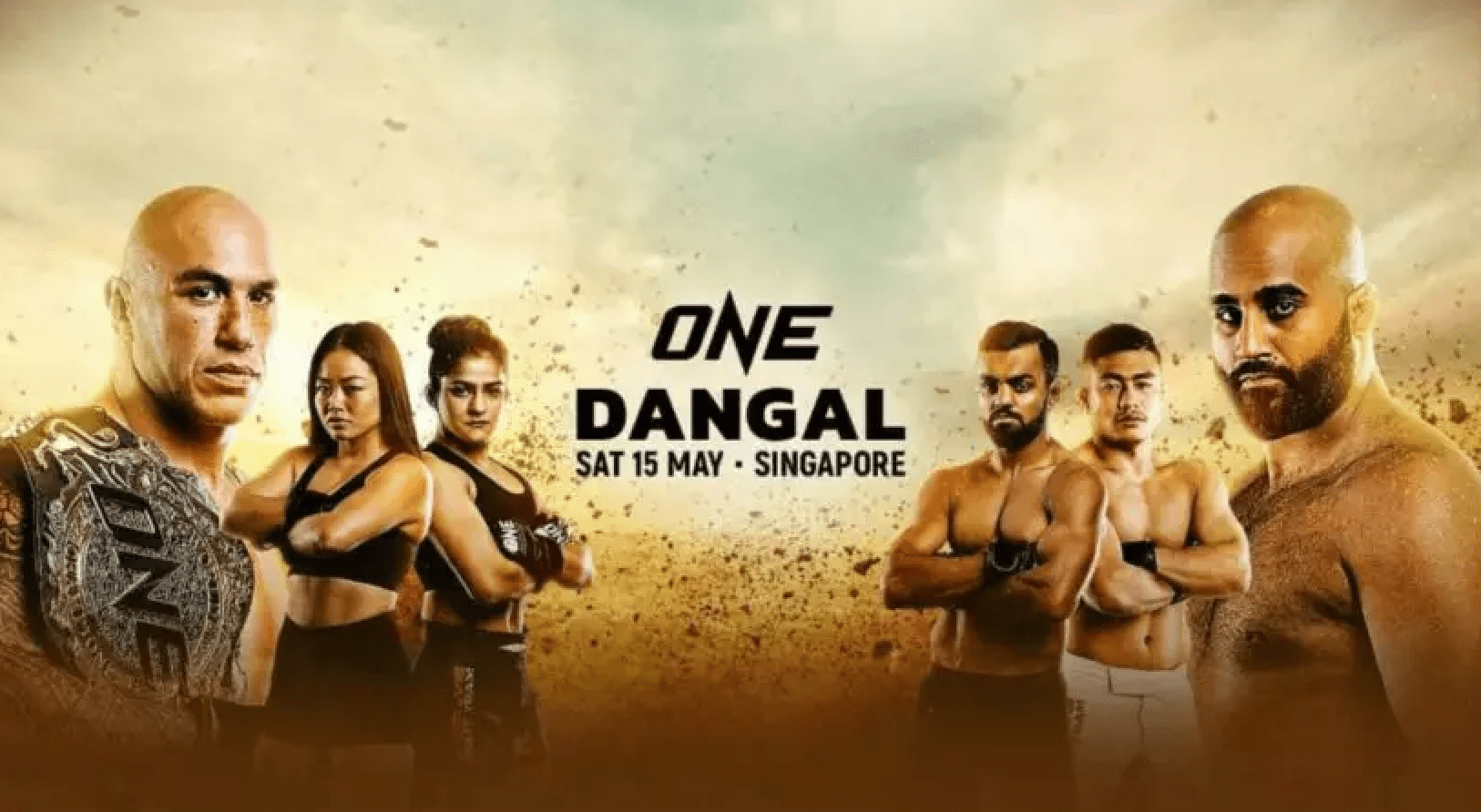 ONE: Dangal Weigh-In And Hydration Test Results