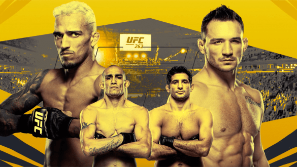 UFC 262: Oliveira vs Chandler Results And Post Fight Videos