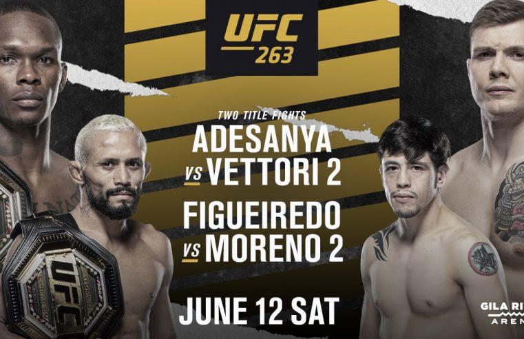 UFC 263 Pre-Fight Videos