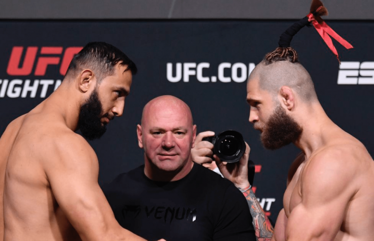 This Is How The MMA World Reacted To UFC Vegas 25