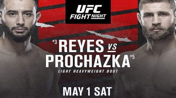 UFC Vegas 25: Reyes vs Prochazka Results And Post Fight Videos