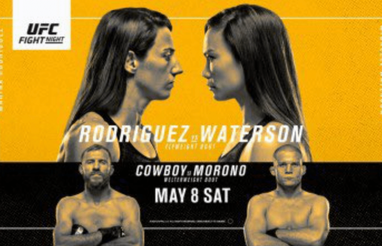 UFC Vegas 26: Rodriguez vs Waterson Results And Post Fight Videos