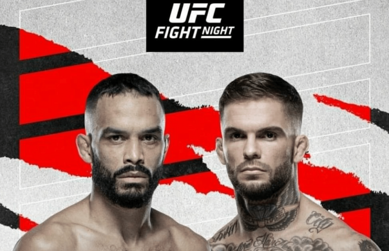 UFC Vegas 27: Font vs Garbrandt Results And Post Fight Videos