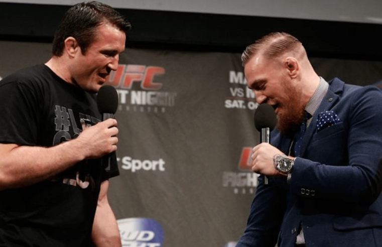 Chael Sonnen Reveals Conor McGregor's Key To Victory At UFC 264