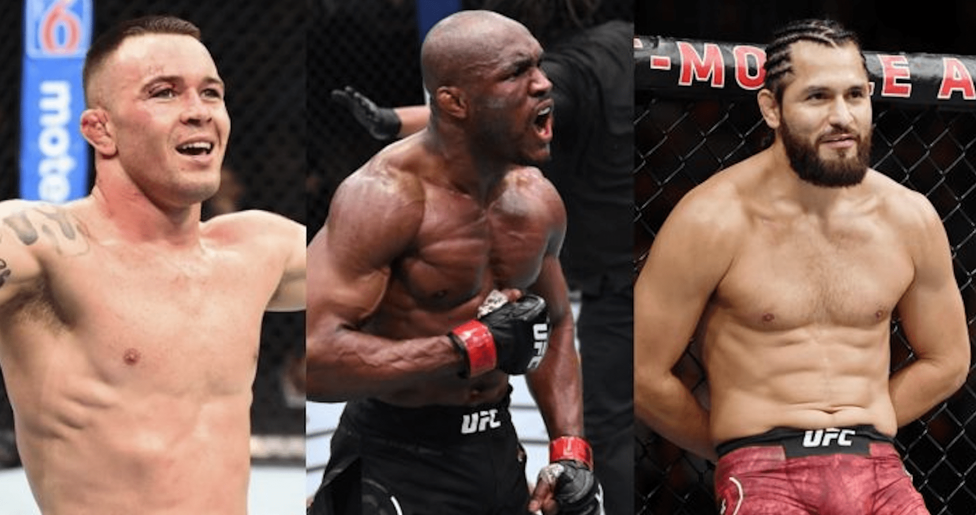 UFC: Colby Covington Slams Kamaru Usman And Jorge Masvidal