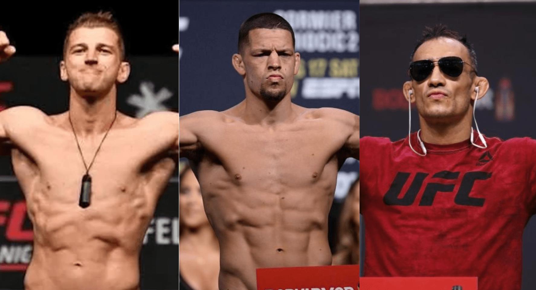 UFC: Dan Hooker Calls Out Nate Diaz And Tony Ferguson