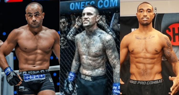 Eddie Alvarez, Nieky Holzken, J'Leon Love, ONE Championship, UFC, Boxing