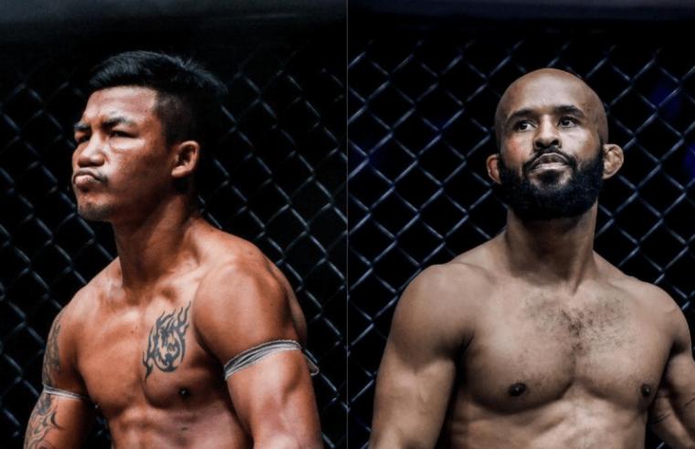 Rodtang Open To Fighting Demetrious Johnson In Kickboxing