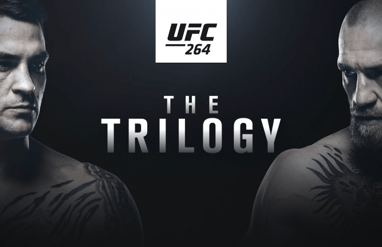 UFC 264: Poirier vs McGregor 3 Pre-Fight Videos