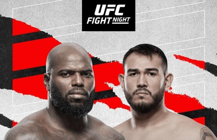 UFC Vegas 28: Rozenstruik vs Sakai Results And Post Fight Videos