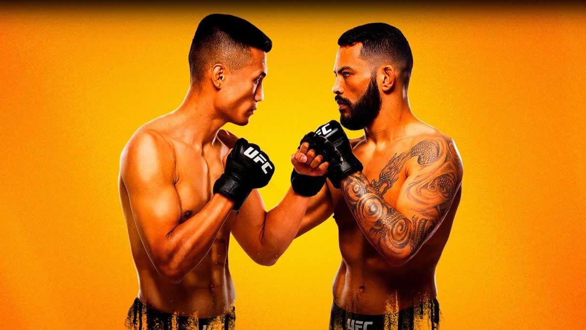 UFC Vegas 29 results, Korean Zombie vs Dan Ige