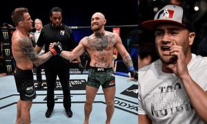 UFC, Dustin Poirier, Conor McGregor, Eddie Alvarez