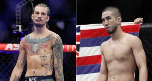 UFC, Sean O'Malley, Louis Smolka
