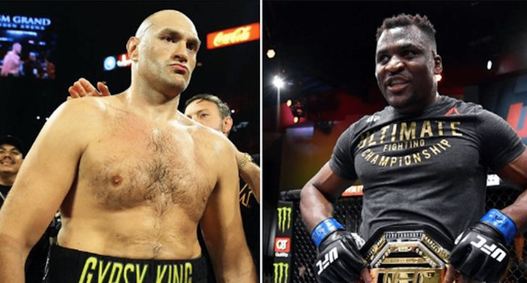 Tyson Fury Says He'll Fight Ngannou After Wilder And Joshua